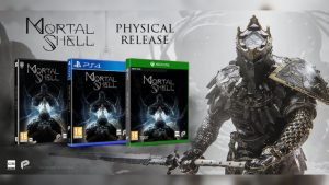 Mortal ShellGets Physical Release in North America and Europe, October 2