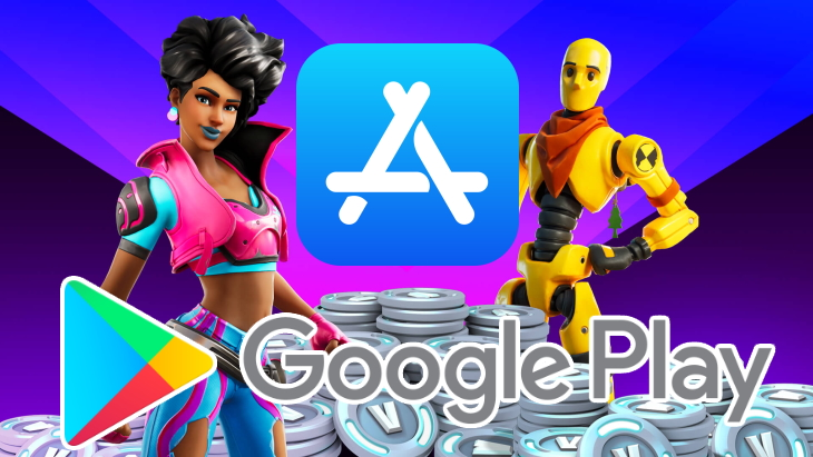 Fortnite App Store Google Play Removed