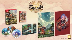 Sakuna: Of Rice and Ruin Golden Harvest Special Edition Announced for Europe
