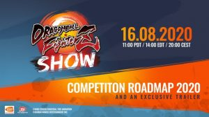 Dragon Ball FighterZ Show Announced, Premieres Competition Roadmap and Trailer August 16