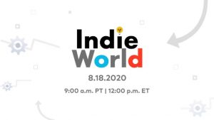 Nintendo Indie World Showcase Announced, Premieres August 18