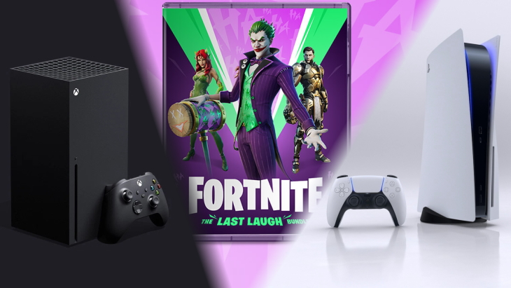 Fortnite PlayStation 5 Xbox One Release Date