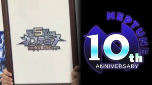 Go! Go! 5D Game: Neptune re-Verse Announced for PlayStation 5 for Hyperdimension Neptunia 10th Anniversary