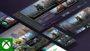 New Xbox Series X UI Revealed, Coming to Xbox One and Xbox Apps Holiday 2020