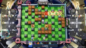 Super Bomberman R Online Announced, Launches September 1 for Google Stadia