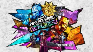Borderlands 3Psycho Krieg and the Fantastic Fustercluck Expansion Announced, Launches September 10