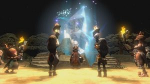 Inside Final Fantasy: Crystal Chronicles Remastered Edition Developer Diary