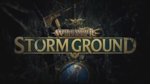 Warhammer Age of Sigmar: Storm Ground Announced, Launches Early 2021