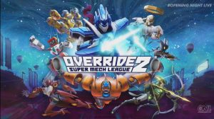 Override 2: Super Mech League Announced, Launches December 2020