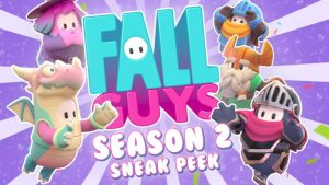Fall Guys: Ultimate Knockout Season 2 Announced, Launches October