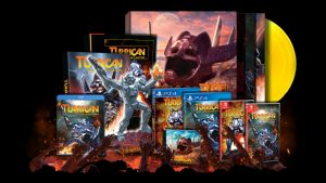 Turrican Anthology Vol. 1 and 2 Announced for Nintendo Switch and PlayStation 4, Preorders Available Now