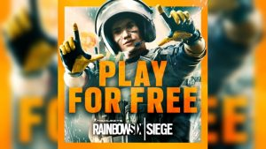 Tom Clancy's Rainbow Six Siege Free to Play Until September 4