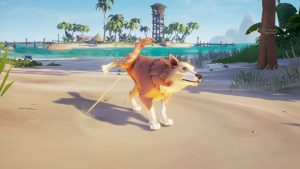 Sea of Thieves to Add Dogs as New Pets and New Gold Hoarder Voyages in September