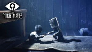 Little Nightmares II Premieres 15 Minute Gameplay at Gamescom