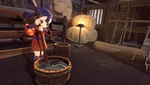 Sakuna: Of Rice and Ruin First Nine Minutes of Gameplay