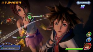 Kingdom Hearts: Melody of Memory Release Date Announcement Gameplay Trailer