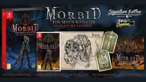 Morbid: The Seven Acolytes Signature Edition Announced for Nintendo Switch