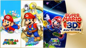 Super Mario 3D All-Stars Announced, Launches September 18 for Nintendo Switch