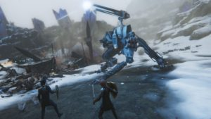 Edge of Eternity Launches from Early Access Spring 2021 for PC, PS4, and Xbox One