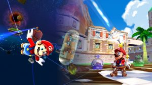 Super Mario 3D All-Stars Supports Touch Screen for Super Mario Galaxy, Does Not Support Classic GameCube Controller