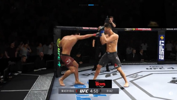 Ea Sports Ufc 4 In Game Replay Adverts Added Two Weeks After Launch Disabled Due To Abundantly Clear Feedback Niche Gamer