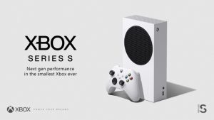 UPDATE: All-Digital Xbox Series S Officially Announced; $299 ERP