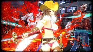 Onee Chanbara Origin Confirmed for Western Release; October 14 on PC and PlayStation 4