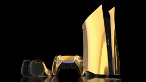 Truly Exquisite Announce 24K Gold, 18K Rose Gold, and Platinum Finished PlayStation 5 Consoles; Starting at $10 Thousand