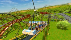 RollerCoaster Tycoon 3: Complete Edition Announced, Launches September 24 for PC and Switch