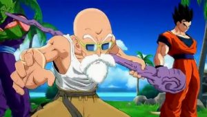 Dragon Ball FighterZ Master Roshi Launches September 18, New Gameplay Trailer