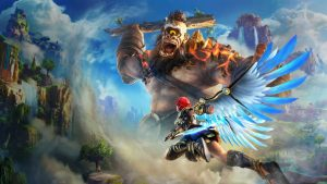Gods & Monsters Re-Announced as Immortals Fenyx Rising, Launches December 3