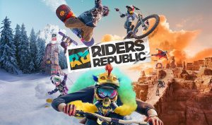 Riders Republic Announced; Launches February 25, 2021
