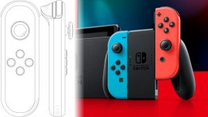 Rail-Less Joy-Con Patent Causes Speculation of Nintendo Switch Pro Not Supporting Handheld Mode