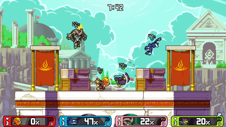 Rivals of the Aether Definitive Edition