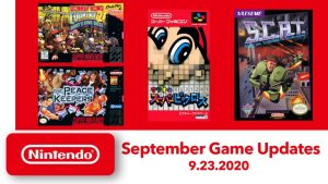 Nintendo Switch Online Adds New NES and SNES Games on September 23; Donkey Kong Country 2, Mario's Super Picross, and More