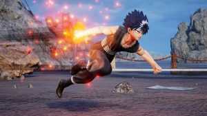 Jump Force DLC Character Hiei Debut Trailer