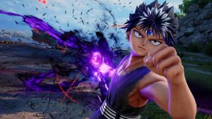 Jump Force Hiei DLC Launches Fall 2020 on PC, PS4, and Xbox One; Nintendo Switch 2021