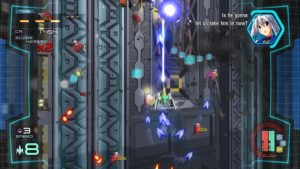 Arcade Shoot 'em UpGinga Force Launches September 24 for PC and PlayStation 4