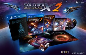 Soldner-X 2: Final Prototype Definitive Edition Revealed for PS4