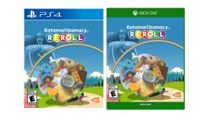 Katamari Damacy Reroll Gets Physical Release on PS4, Xbox One