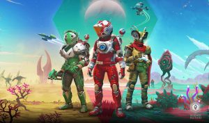 No Man's Sky Origins Update Now Available