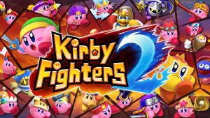 Kirby Fighters 2 Officially Announced for Switch, Now Available