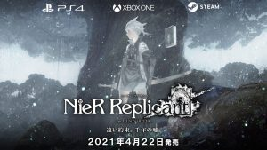 NieR Replicant ver.1.22474487139… Launches April 22 in Japan, April 23 in the West