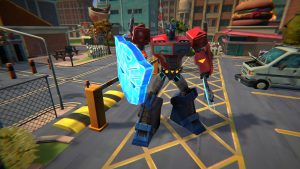 Transformers: Battlegrounds Announced for PC and Consoles