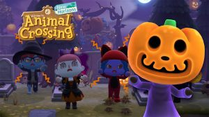 Animal Crossing: New Horizons Fall 2020 Update Launches September 30, Adds Halloween and More