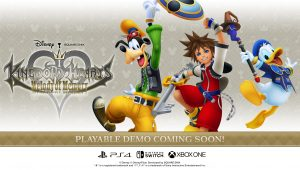 Kingdom Hearts: Melody of Memory Gets a Playable Demo in October