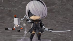 NieR: Automata 2B Nendoroid Coming, Pre-Orders Launch September 29