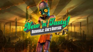 Oddworld: New 'n' Tasty! Launches for Switch on October 27