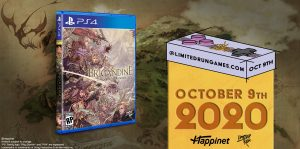 Brigandine: The Legend of Runersia PS4 Physical Version Pre-Orders Launch October 9