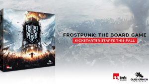 Frostpunk: The Board Game Revealed, Now on Kickstarter